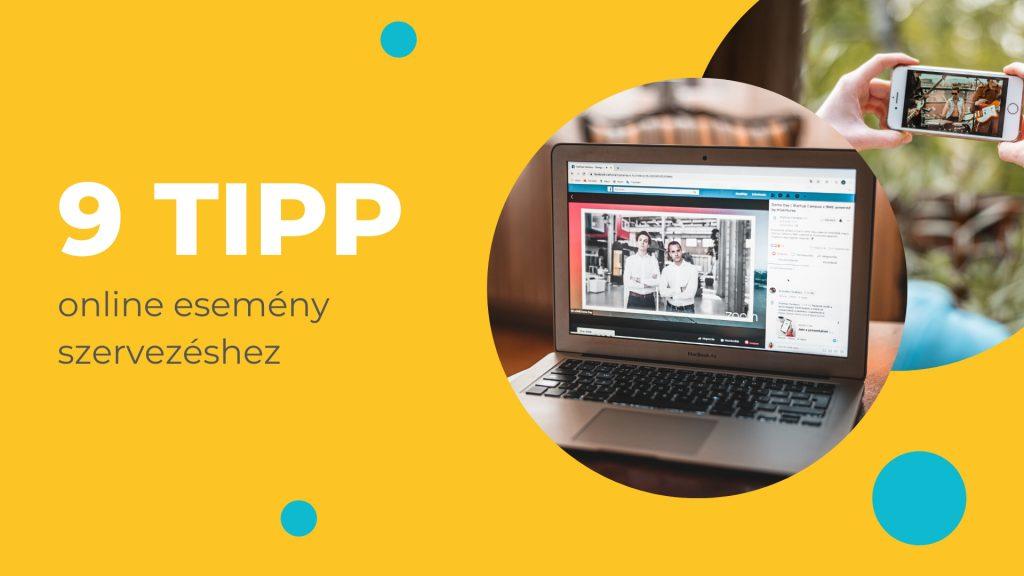 A Photon csapata ad néhány tuti tippet, hogyan érdemes online eseményt szervezni